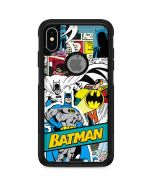 Batman Comic Book Otterbox Commuter iPhone Skin