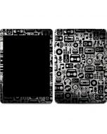 Music Pattern Apple iPad Air Skin