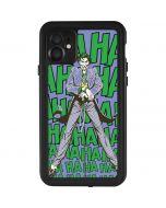 Boss Joker - Classic Joker iPhone 11 Waterproof Case