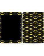 Batman Logo All Over Print Apple iPad Air Skin