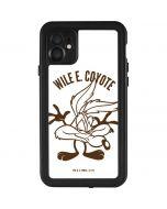 Wile E Coyote Big Head iPhone 11 Waterproof Case