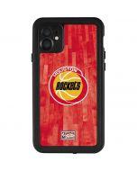 Houston Rockets Hardwood Classics iPhone 11 Waterproof Case