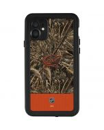 Columbus Blue Jackets Realtree Max-5 Camo iPhone 11 Waterproof Case