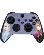 Elsa and Anna Sisters Xbox Series X Controller Skin
