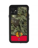 Realtree Camo Chicago Blackhawks iPhone 11 Waterproof Case