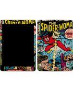Spider-Woman Origins Apple iPad Air Skin