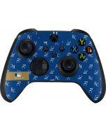 Kansas City Royals Full Count Xbox Series X Controller Skin