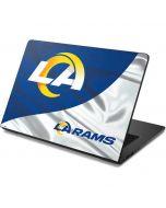 Los Angeles Rams Flag Dell Chromebook Skin