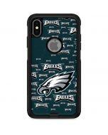 Philadelphia Eagles Blast Otterbox Commuter iPhone Skin