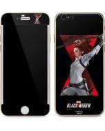 Black Widow Fighting iPhone 6/6s Skin