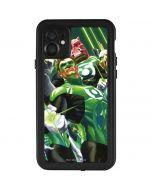 Green Lantern Rings iPhone 11 Waterproof Case