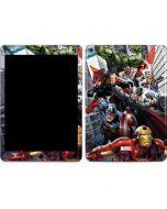Avengers Team Power Up Apple iPad Air Skin
