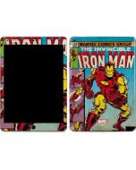 Marvel Comics Ironman Apple iPad Air Skin