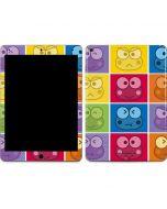 Keroppi Colorful Apple iPad Air Skin