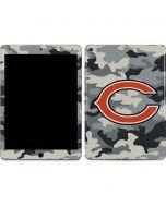 Chicago Bears Camo Apple iPad Air Skin