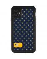Milwaukee Brewers Full Count iPhone 11 Waterproof Case