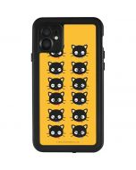 Chococat Expressions iPhone 11 Waterproof Case