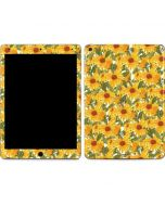 Sunflowers Apple iPad Air Skin