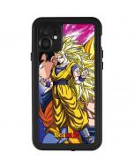 Dragon Ball Z Goku Forms iPhone 11 Waterproof Case