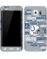 Indianapolis Colts - Blast Galaxy S6 Edge Skin