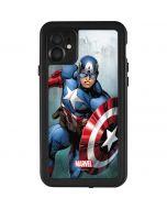 Captain America iPhone 11 Waterproof Case