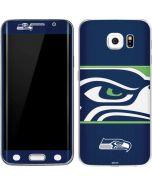 Seattle Seahawks Zone Block Galaxy S6 Edge Skin