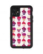 Cupcakes iPhone 11 Waterproof Case