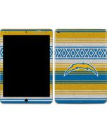 Los Angeles Chargers Trailblazer Apple iPad Air Skin