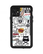 Bugs Bunny Patches iPhone 11 Waterproof Case