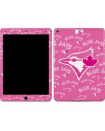 Toronto Blue Jays Pink Cap Logo Blast Apple iPad Air Skin