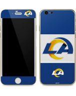 Los Angeles Rams Zone Block iPhone 6/6s Skin