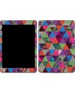 Quilted Spring Apple iPad Air Skin