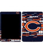 Chicago Bears Blast Apple iPad Air Skin