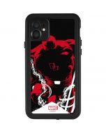 Matt Murdock The Daredevil iPhone 11 Waterproof Case
