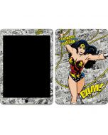 Wonder Woman Comic Apple iPad Air Skin