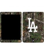 Los Angeles Dodgers Realtree Xtra Green Camo Apple iPad Air Skin