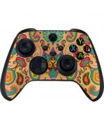 Colorful Mind Xbox Series X Controller Skin