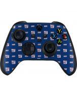 New York Giants Blitz Series Xbox Series X Controller Skin