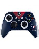 Houston Texans Team Jersey Xbox Series S Controller Skin