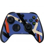 Abstract Lines Xbox Series X Controller Skin