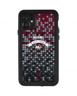 Miami Heat Digi iPhone 11 Waterproof Case
