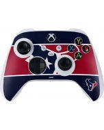 Houston Texans Zone Block Xbox Series S Controller Skin