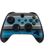 Carolina Panthers Trailblazer Xbox Series X Controller Skin