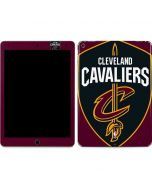 Cleveland Cavaliers Large Logo Apple iPad Air Skin