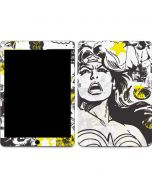 Wonder Woman Vintage Comic Apple iPad Air Skin