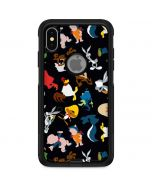 Looney Tunes Identity Pattern Otterbox Commuter iPhone Skin