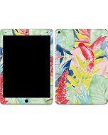 Spring Bird of Paradise Apple iPad Air Skin