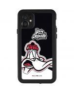 Retro Daffy Duck iPhone 11 Waterproof Case