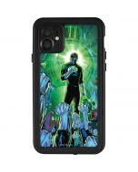 Salute to Green Lantern iPhone 11 Waterproof Case