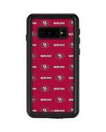 San Francisco 49ers Blitz Series Galaxy S10 Waterproof Case